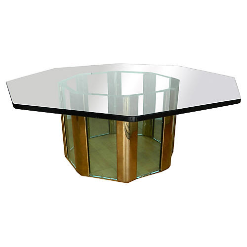 Pace Octagonal Coffee Table