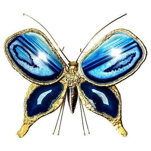 Butterfly Sconce by J. Duval Brasseur