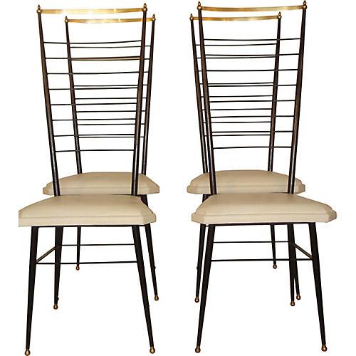 Italian Chairs, S/4
