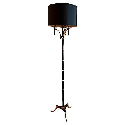 Maison Jansen Floor Lamp, C.1960