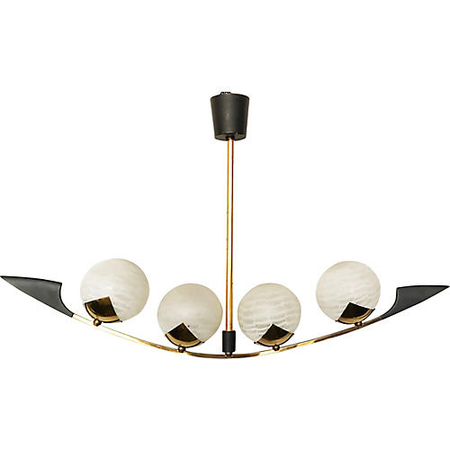 Arlus 4-Light Chandelier