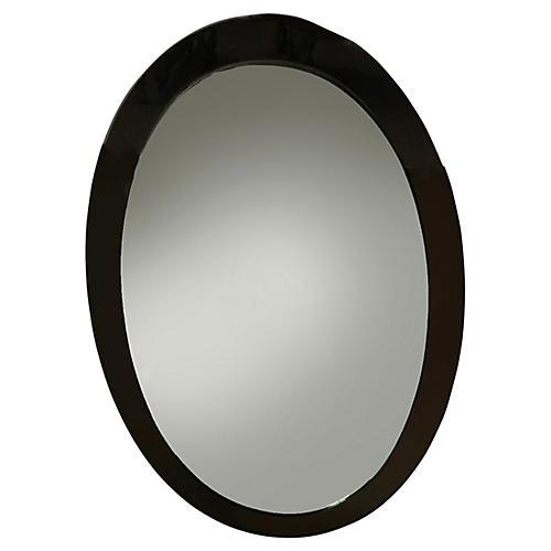 Italian Veca Beveled Mirror