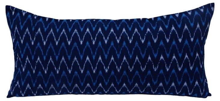 Handloomed   Ikat Body   Pillow