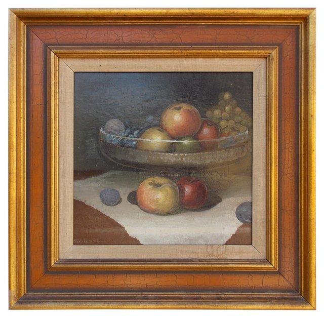 Still Life w/ Apples