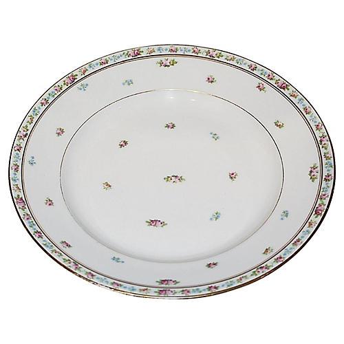 Limoges Porcelain Charger