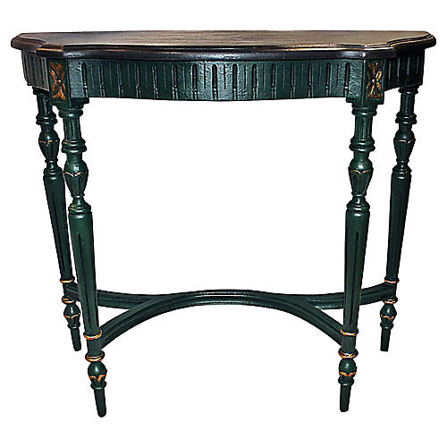 Louis-XVI-Style Console