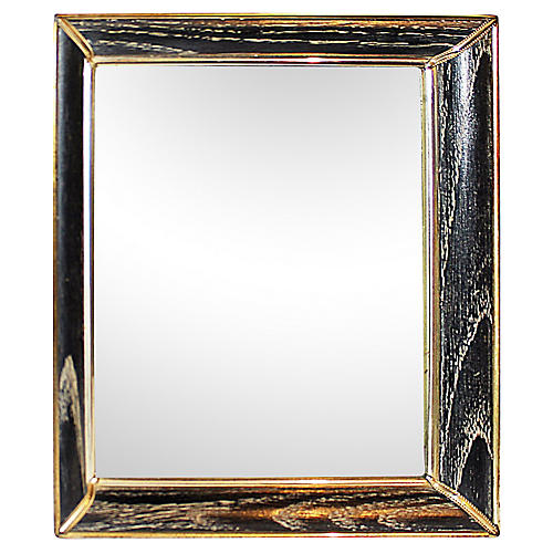 Hollywood Regency Vanity Mirror