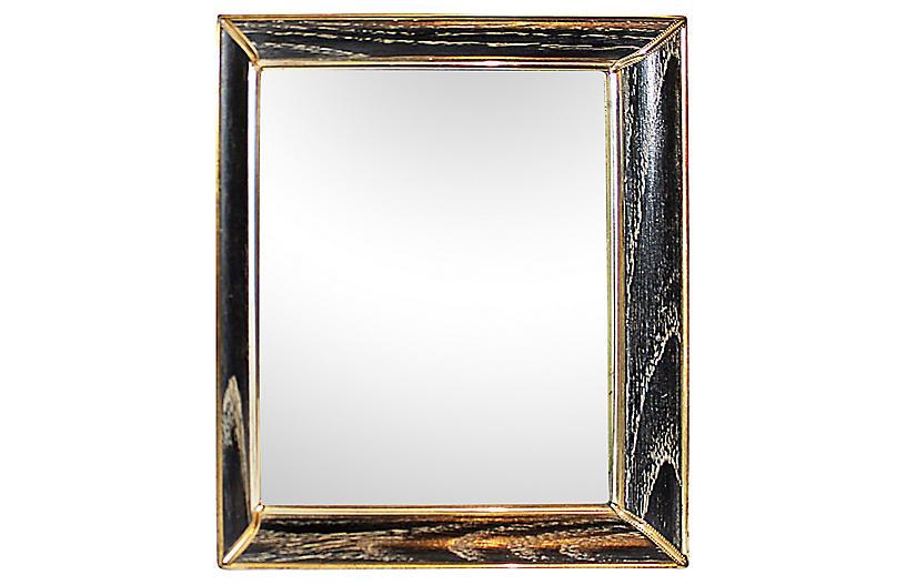 Hollywood Regency Vanity Mirror