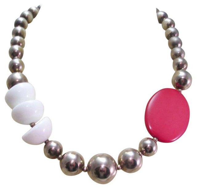 1960s Mod Necklace