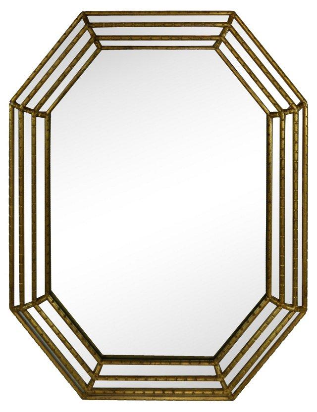 La Barge Italian Gilt Mirror