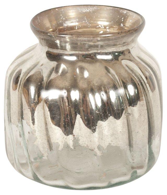 Mirrored   Jar