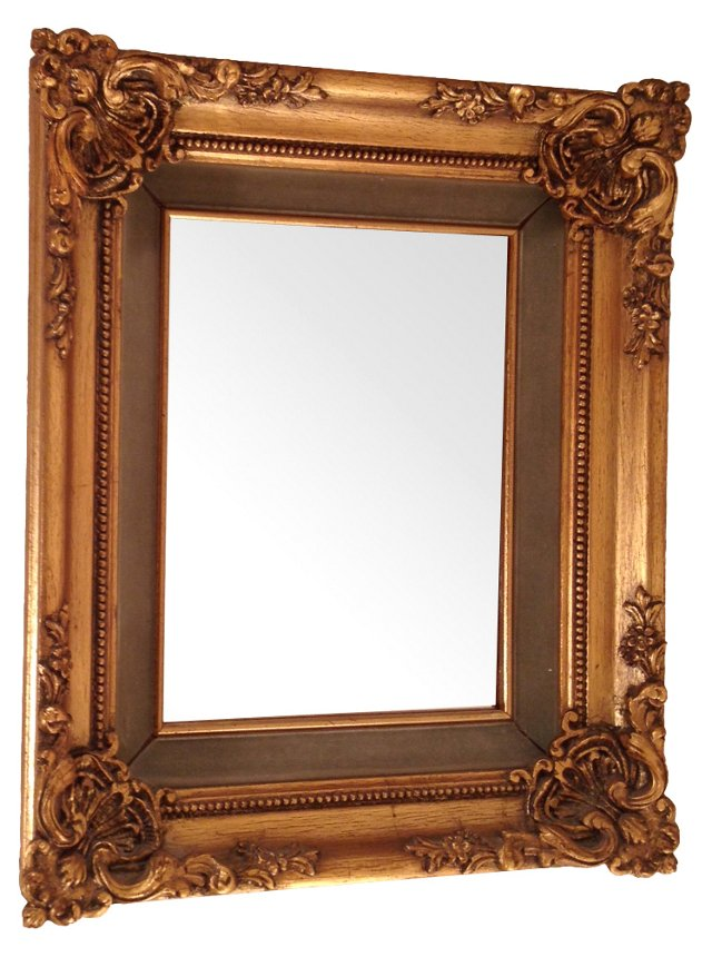 Belgian Gilt Mirror