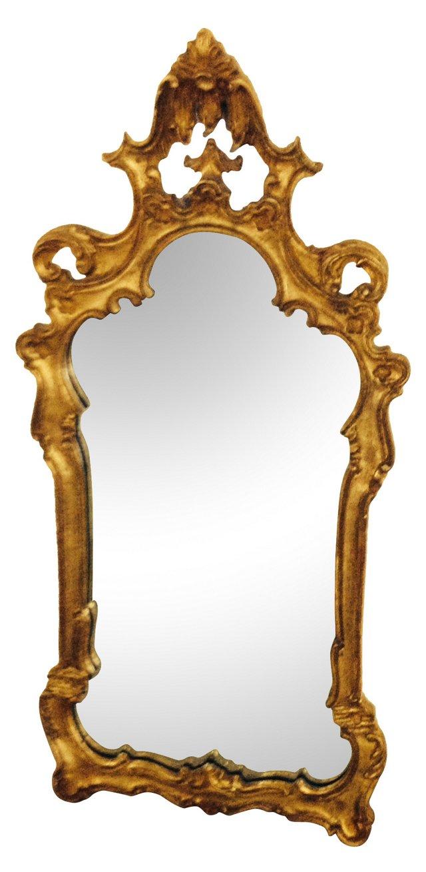 Italian Gilt Mirror