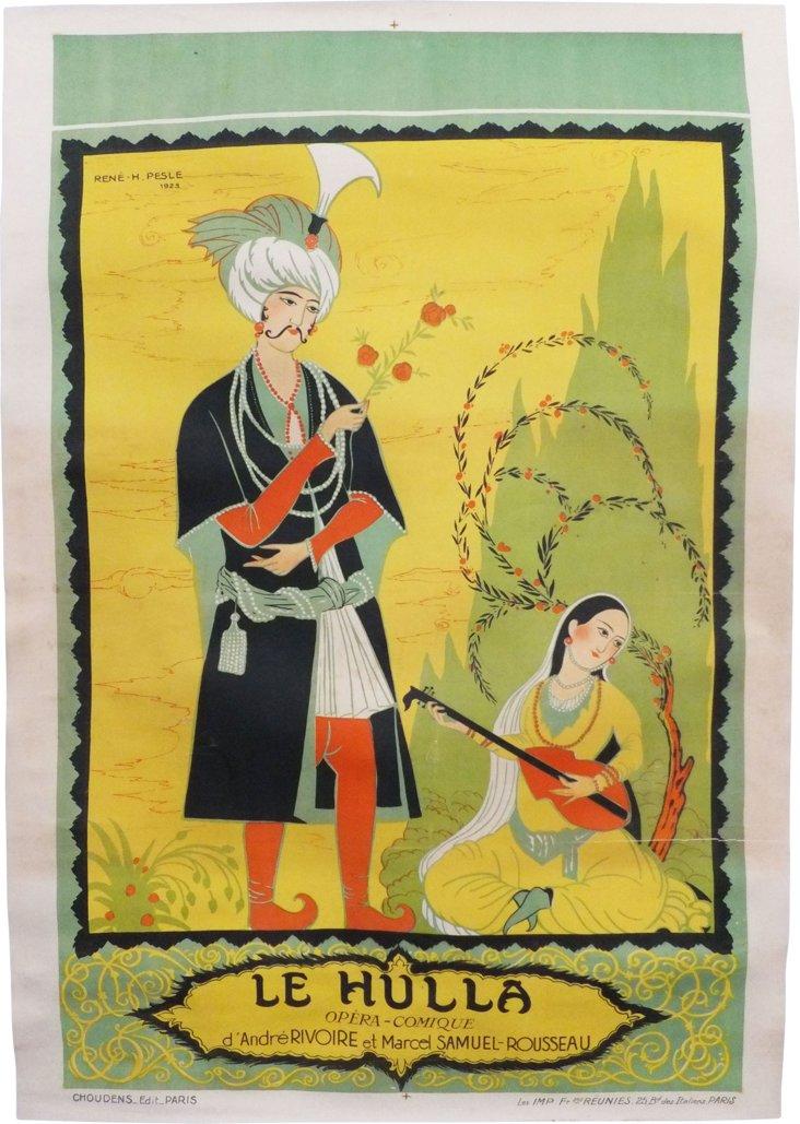 Le Hulla Poster