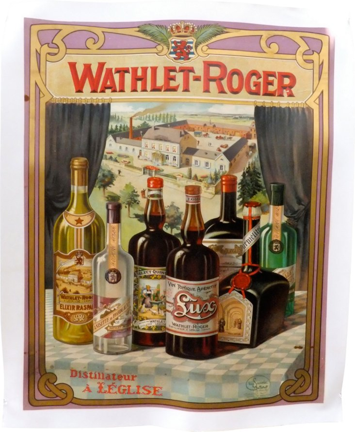 Wathlet-Roger Poster
