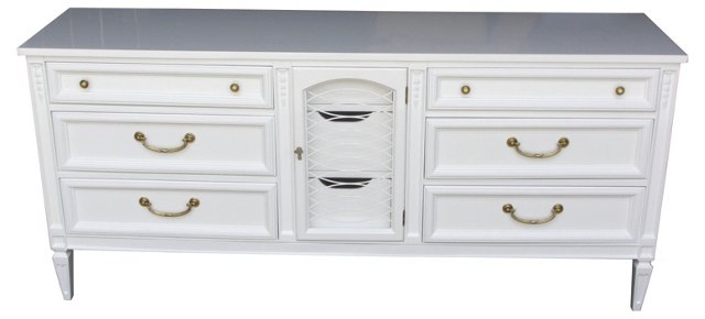 Neoclassical-Style Dresser