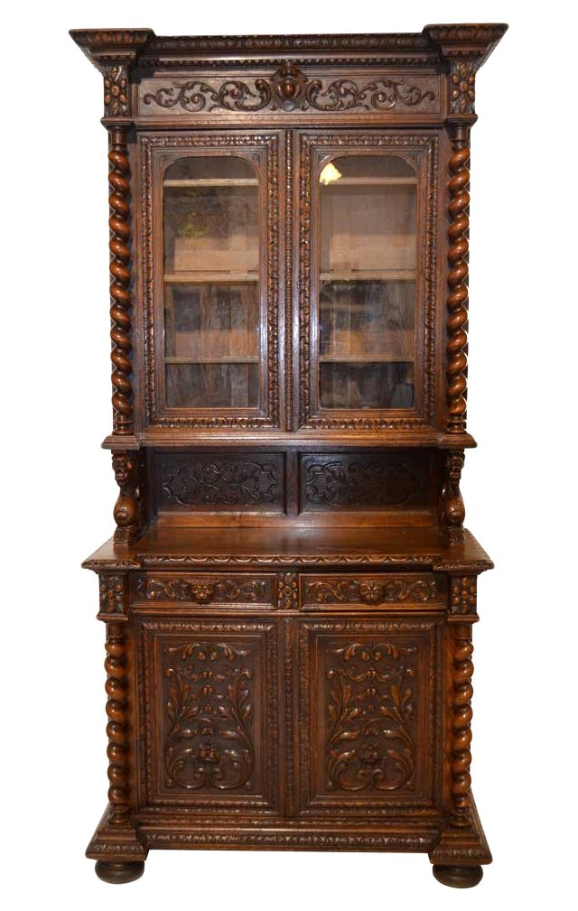 French Lodge Cabinet