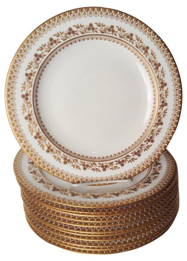 Tiffany & Co.   Plates, Set of 12