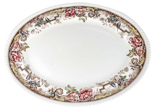 Devonshire Serving Plate