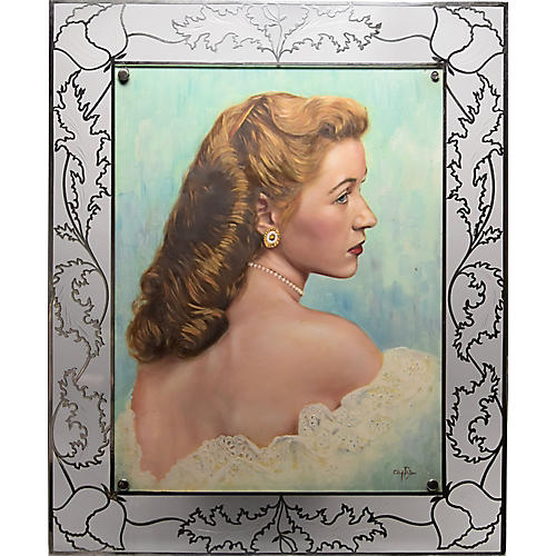 A Painting of a Starlet