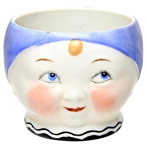 1930s Figurative Cup