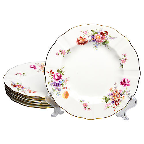 Royal Crown Derby Plates, S/6