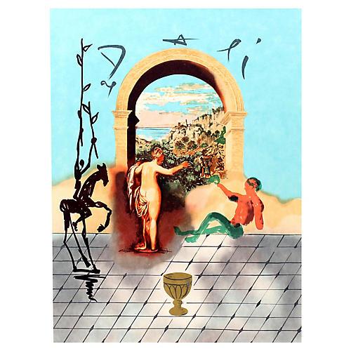 Salvador Dalí Limited Ed. Print