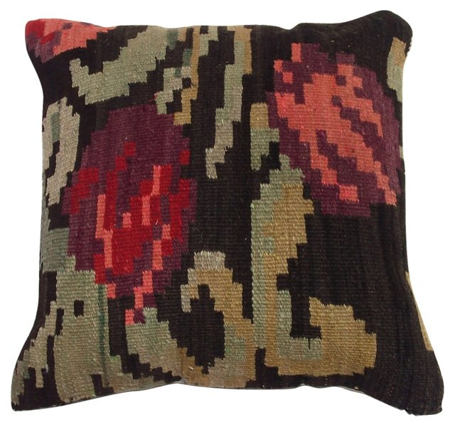 Kilim      Fragment            Pillow