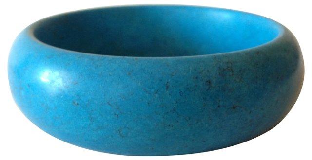 Turquoise   Stone   Bangle