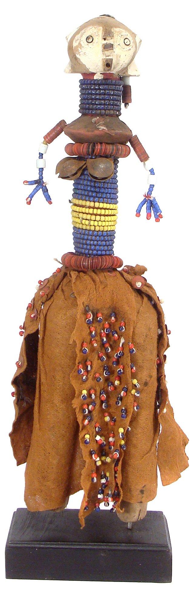 Omdurman Baggara Beaded Doll