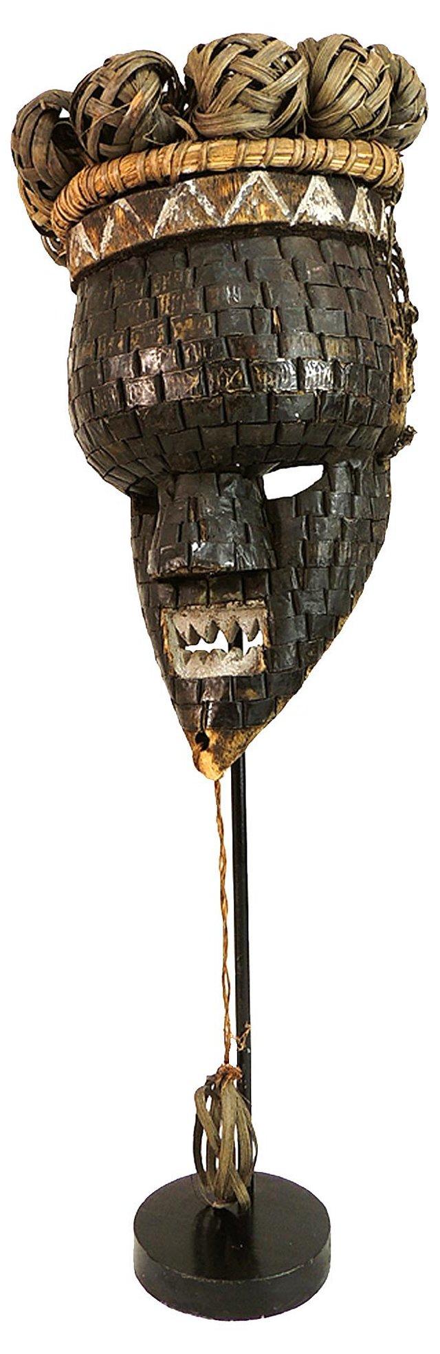 Salampasu Copper Sheet Mask w/ Stand