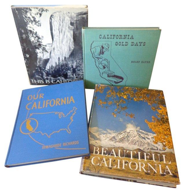 California Books, S/4