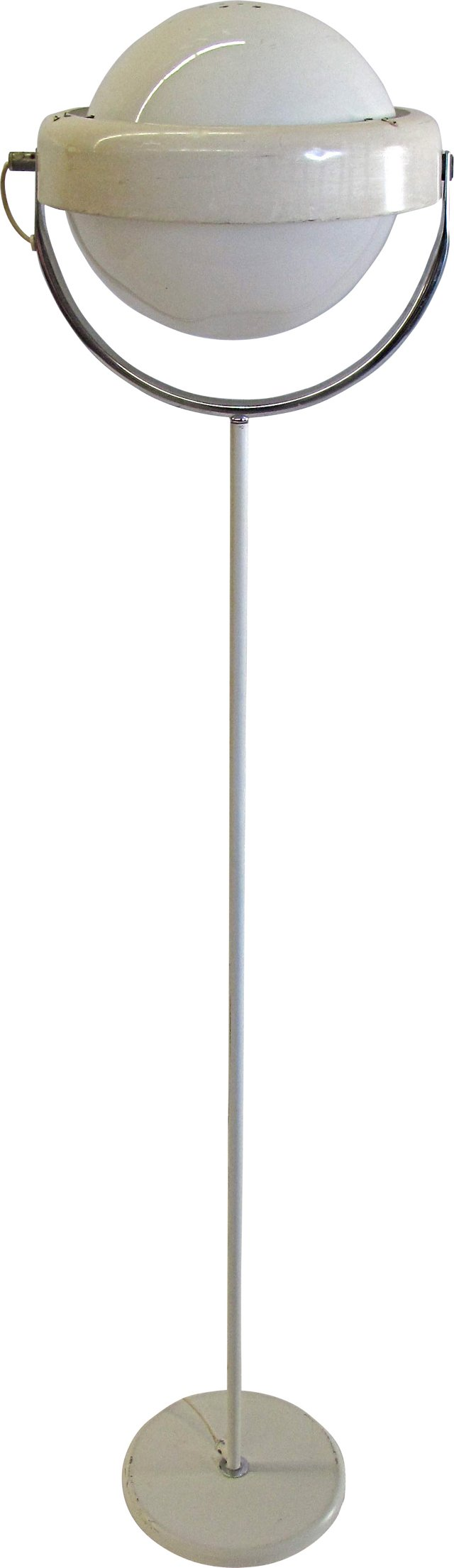 Swedish Floor Lamp by Uno Dahlén