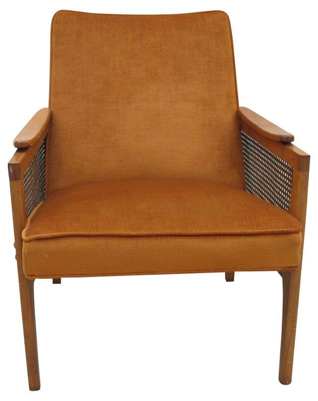 1960s Danish Occasional Chair