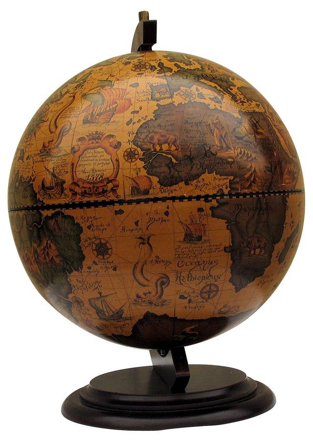 Italian Globe Bar