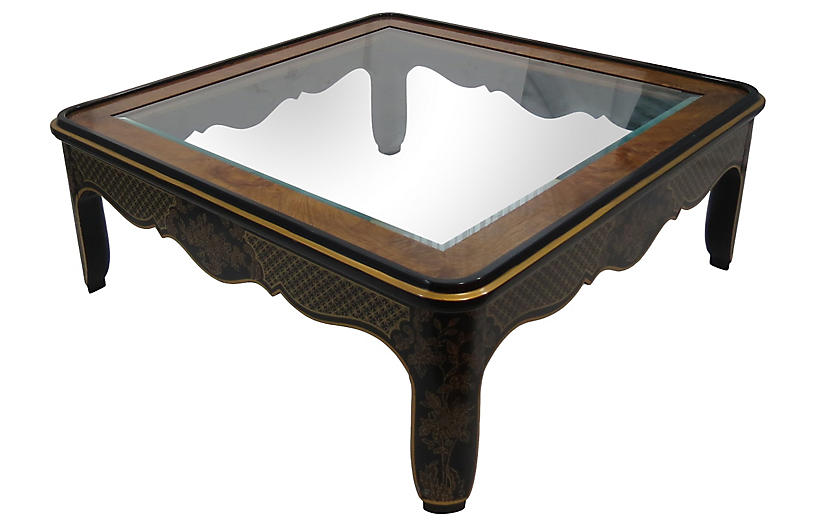 Chinoiserie Coffee Table By Drexel Outdoor One Kings Lane