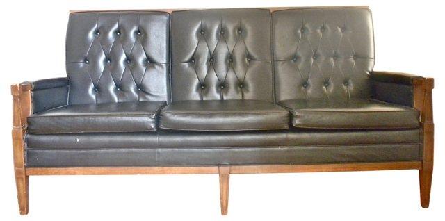 Tufted Modern Sofa