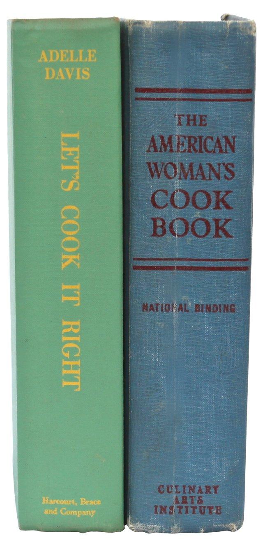 Classic Cookbooks, S/2