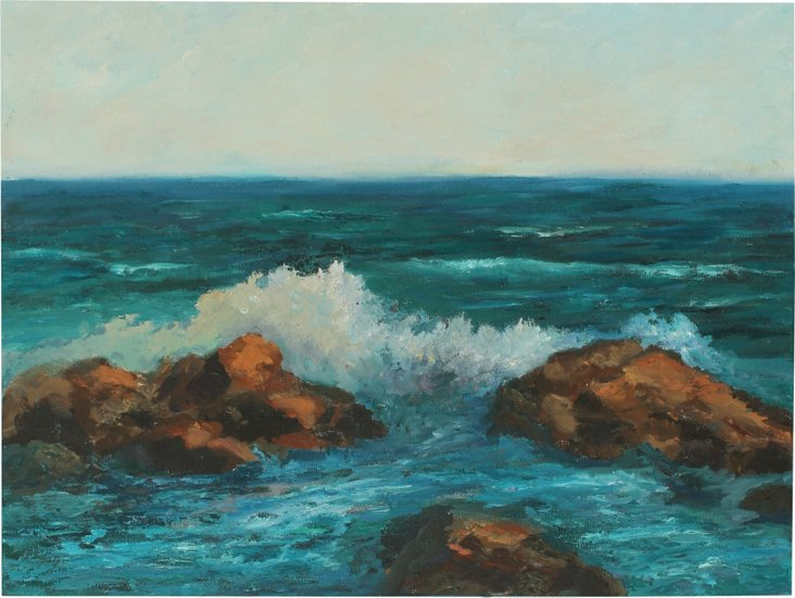 Seascape by Diane Rieger