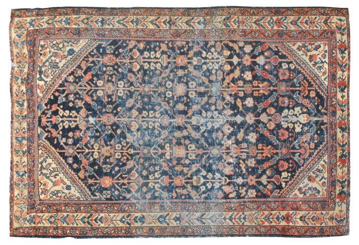 "Persian Mahal, 6' x 4'2"""