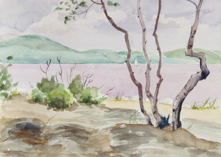 Woodstock Landscape by E. Nethercott