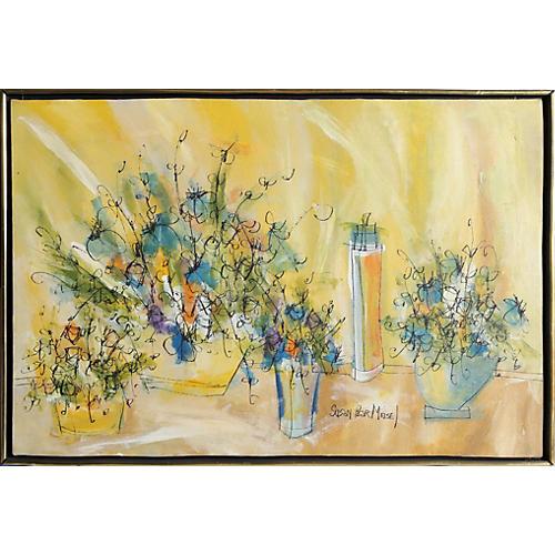 Flower Bouquets by Susan Pear Meisel