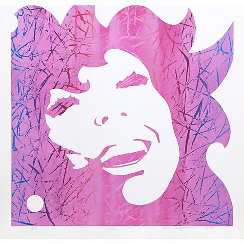 Eve (Pink) by Roy Ahlgren