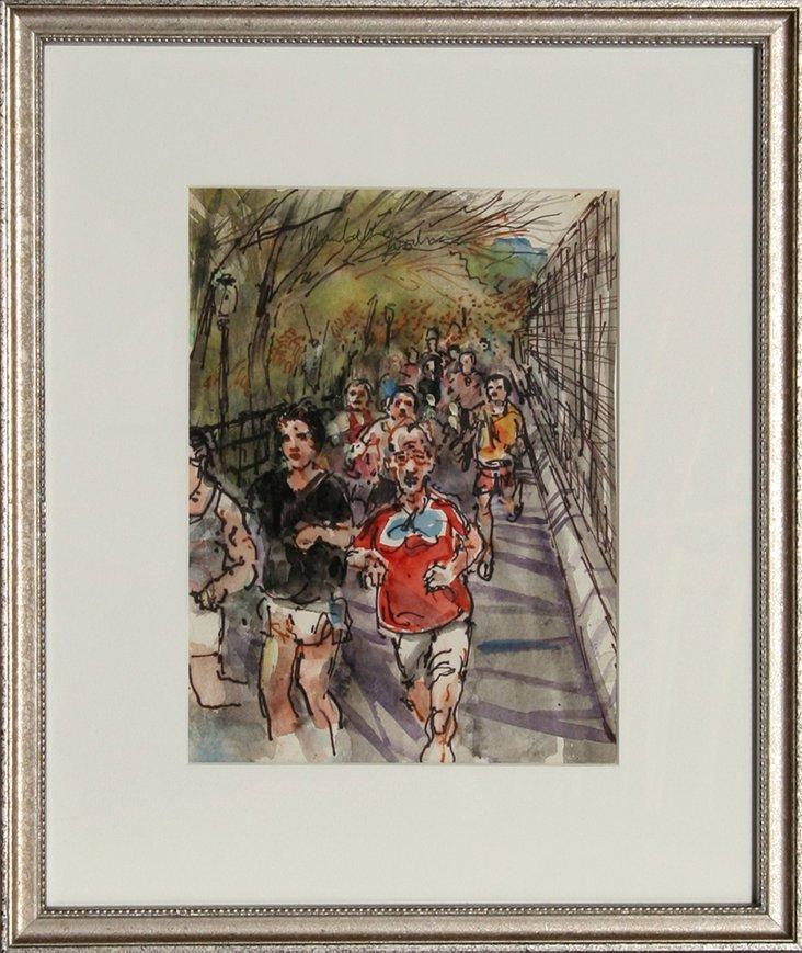 Runners by Marshall Goodman