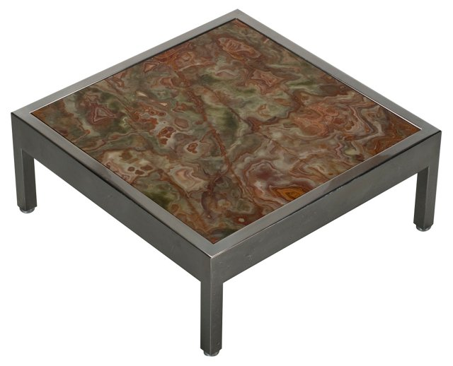 Pace Onyx Coffee Table