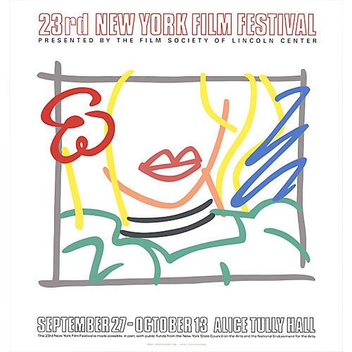 NY Film Festival by Tom Wesselmann