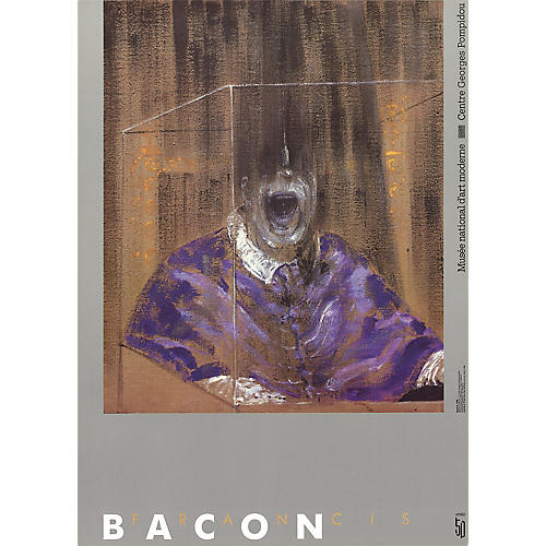 Head VI by Francis Bacon, 1988