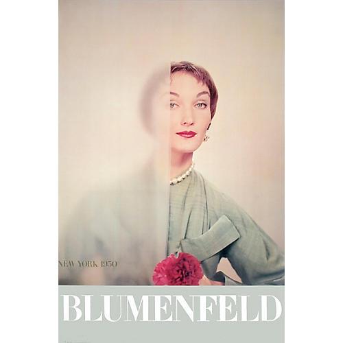 "Blumenfeld, ""Paris 1950 Look"""