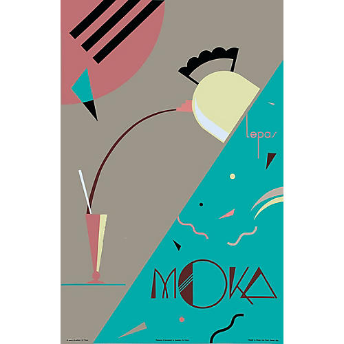 Moka by Charles Lepas