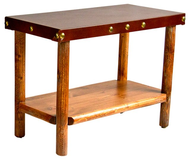 Molesworth-Style   End Table